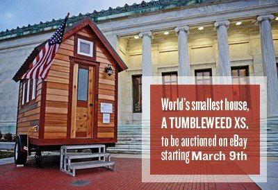 World's Smallest Tiny House