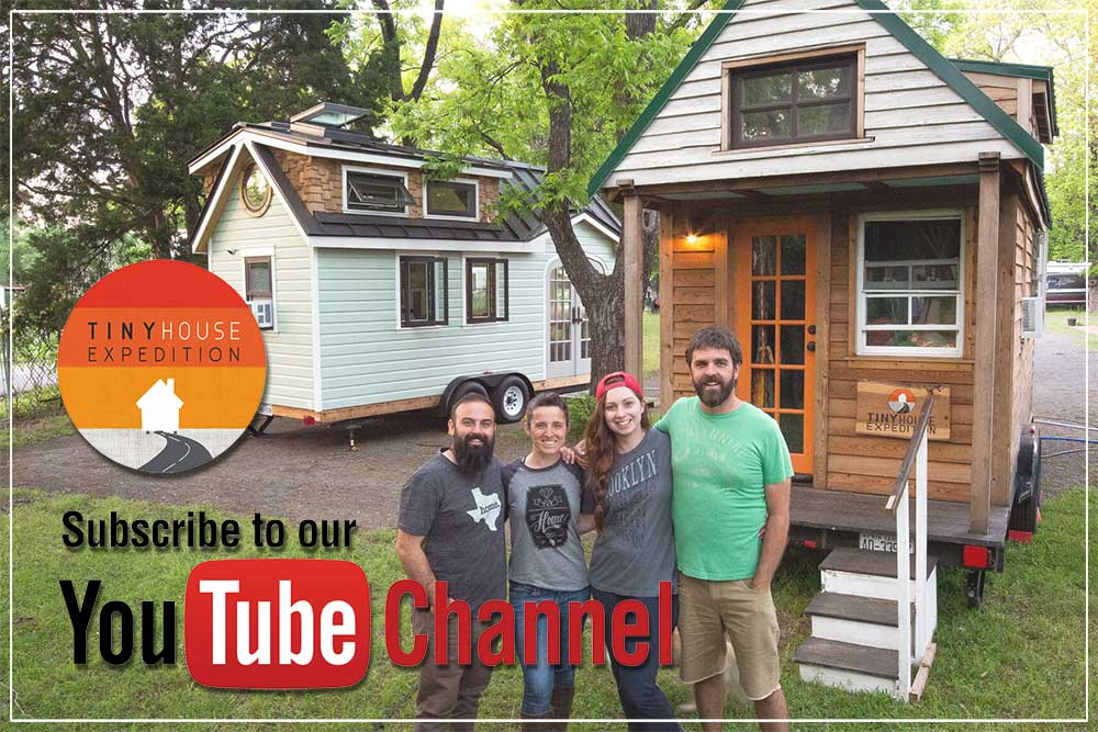 Tiny House Expedition Youtube Channel Playlist